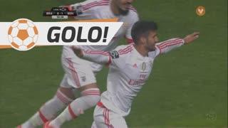 GOLO! SL Benfica, Lisandro López aos 11', SC Braga 0-2 SL Benfica
