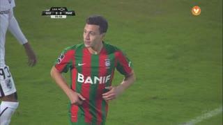 Marítimo M., Jogada, Alex Soares aos 6'