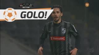 GOLO! Vitória SC, Licá aos 29', SC Braga 2-1 Vitória SC
