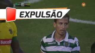 Sporting CP, Expulsão, João Pereira aos 79'