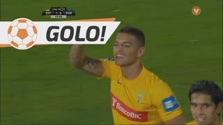 GOLO! Estoril Praia, Diego Carlos aos 4', Estoril Praia 1-0 FC Porto