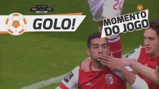 GOLO! SC Braga, Hassan aos 5', SC Braga 1-0 CD Tondela
