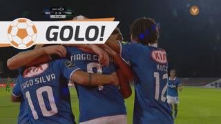 GOLO! Os Belenenses, Tiago Caeiro aos 72', Os Belenenses 2-0 CD Tondela