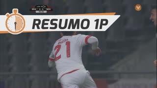 Resultado ao Intervalo – Braga 0-2 Benfica