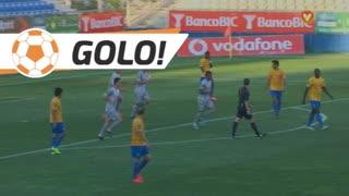 GOLO! U. Madeira, E. Farías aos 80', Estoril Praia 2-1 U. Madeira