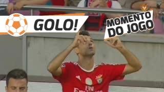 GOLO! SL Benfica, Jonas aos 34', SL Benfica 1-0 FC P.Ferreira