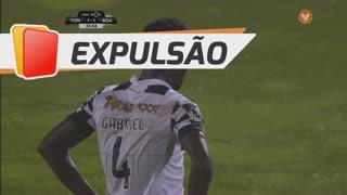 Boavista FC, Expulsão, R. Gabriel aos 35'
