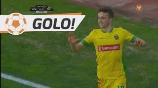 GOLO! FC P.Ferreira, Diogo Jota aos 17', A. Académica 1-0 FC P.Ferreira