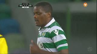 Sporting CP, Jogada, William aos 25'