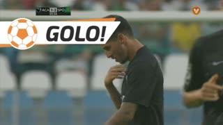 GOLO! A. Académica, Rabiola aos 33', A. Académica 1-2 Sporting CP