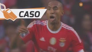 SL Benfica, Caso, Luisão aos 8'