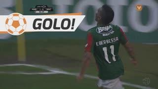 GOLO! Marítimo M., Éber aos 87', Marítimo M. 2-0 CD Nacional