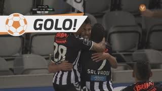 GOLO! CD Nacional, Sequeira aos 15', CD Nacional 1-0 Marítimo M.