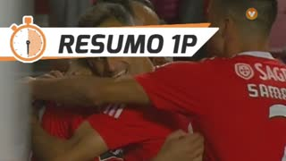 I Liga (4ªJ): Resumo SL Benfica 6-0 Belenenses