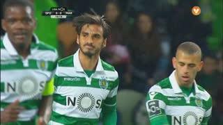 Sporting CP, Jogada, B. Ruiz aos 15'