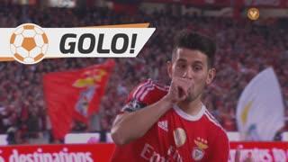 GOLO! SL Benfica, Pizzi aos 3', SL Benfica 1-0 FC Arouca