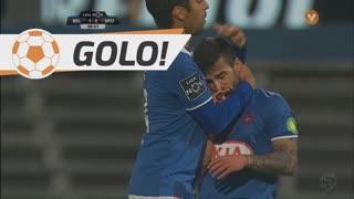 GOLO! Belenenses SAD, Tiago Silva aos 88', Belenenses SAD 2-5 Sporting CP