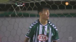 Vitória FC, Jogada, Hyun-Jun Suk aos 12'