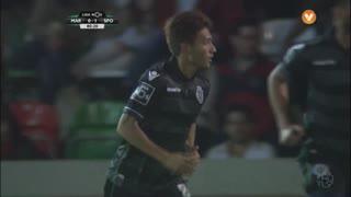Sporting CP, Jogada, Tanaka aos 80'