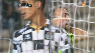 Vitória FC, Jogada, André Claro aos 45'