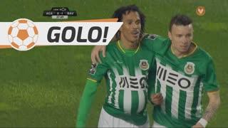 GOLO! Rio Ave FC, Kuca aos 38', A. Académica 0-1 Rio Ave FC