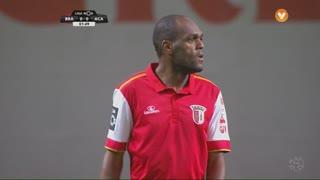 SC Braga, Jogada, Luiz Carlos aos 2'