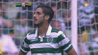 Sporting CP, Jogada, B. Ruiz aos 29'