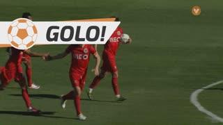 GOLO! Rio Ave FC, Hélder Postiga aos 52', CD Tondela 1-1 Rio Ave FC
