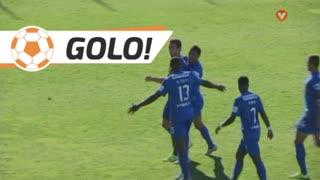 GOLO! Estoril Praia, Léo Bonatini aos 78', CD Tondela 0-1 Estoril Praia