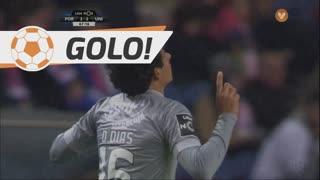 GOLO! U. Madeira, Danilo Dias aos 67', FC Porto 2-2 U. Madeira