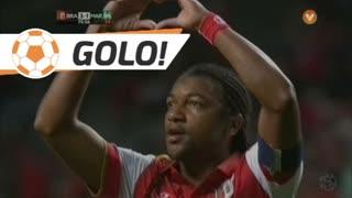 GOLO! SC Braga, Alan aos 76', SC Braga 4-1 Marítimo M.