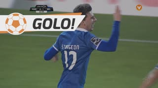 GOLO! Belenenses SAD, Sturgeon aos 21', Marítimo M. 0-1 Belenenses SAD