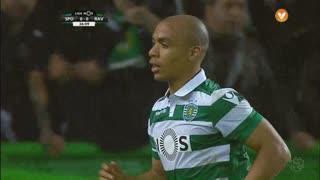 Sporting CP, Jogada, João Mário aos 36'