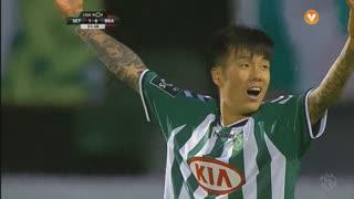Vitória FC, Jogada, Hyun-Jun Suk aos 52'