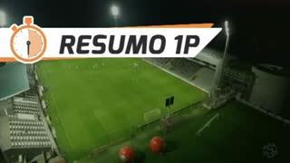 I Liga (3ªJ): Resumo U. Madeira 0-0 Vitória SC