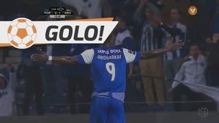 GOLO! FC Porto, Aboubakar aos 14', FC Porto 1-1 FC Arouca