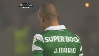 Sporting CP, Jogada, João Mário aos 41'