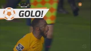 GOLO! Estoril Praia, Oumar Diakhité aos 85', Estoril Praia 1-1 FC Arouca