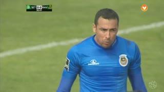Vitória FC, Jogada, William Alves aos 26'