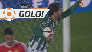 GOLO! Vitória FC, Vasco Costa aos 58', Vitória FC 1-3 SL Benfica