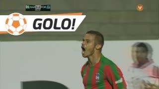 GOLO! Marítimo M., Edgar Costa aos 5', Marítimo M. 1-0 FC Porto
