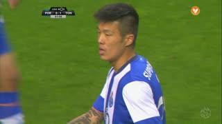 FC Porto, Jogada, Hyun-Jun Suk aos 61'