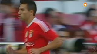 SL Benfica, Jogada, Gaitán aos 15'