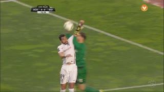Vitória SC, Jogada, Henrique Dourado aos 12'