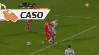SL Benfica, Caso, Fejsa aos 32'