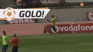 GOLO! U. Madeira, Amilton aos 21', U. Madeira 1-0 Vitória FC