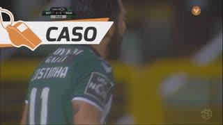 Vitória FC, Caso, Costinha aos 76'