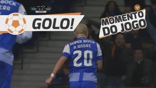 GOLO! FC Porto, Salin (p.b.) aos 22', FC Porto 1-0 Marítimo M.