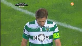 Sporting CP, Jogada, Adrien Silva aos 69'