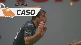 SC Braga, Caso, N. Stojiljković aos 62'